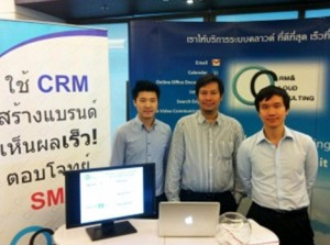 Salesforce Partner in Thailand